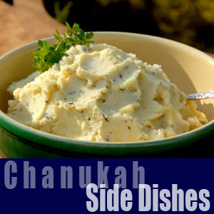 Chanukah Side Dishes