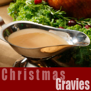 Holiday Gravies